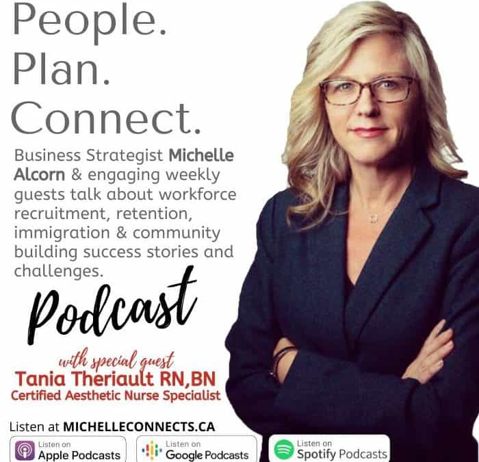 People. Plan. Engage. Podcast Episode 10 – Tania Theriault