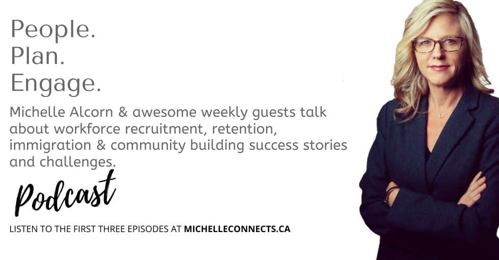 Podcast Launch – People.Plan.Engage.