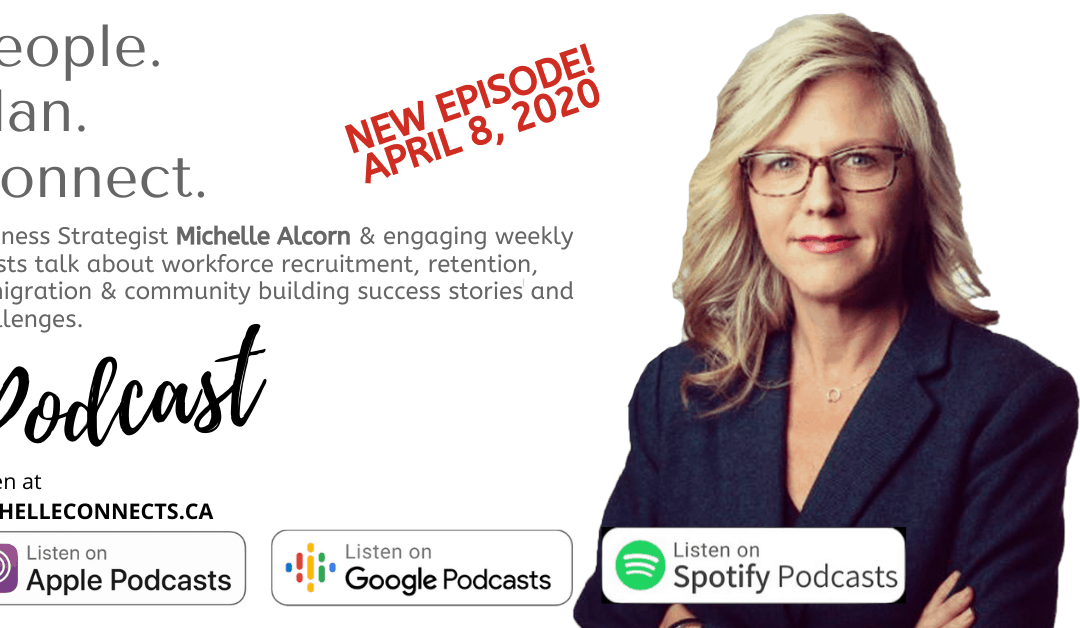 People. Plan. Connect. Podcast Episode 19 – COVID Special Message