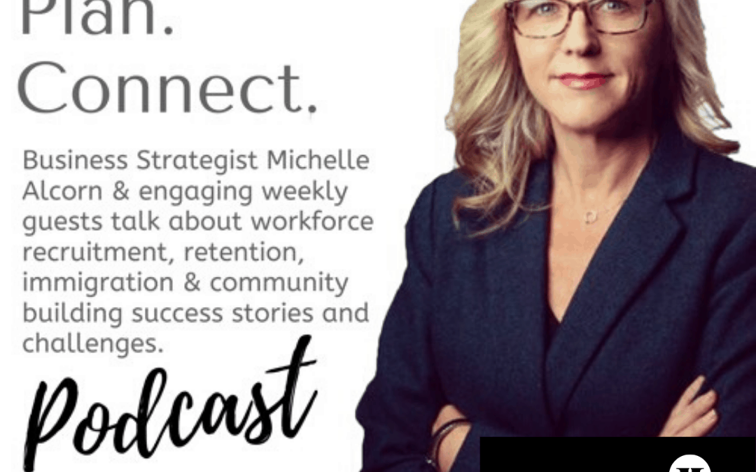 People. Plan. Connect. Podcast Shout-out
