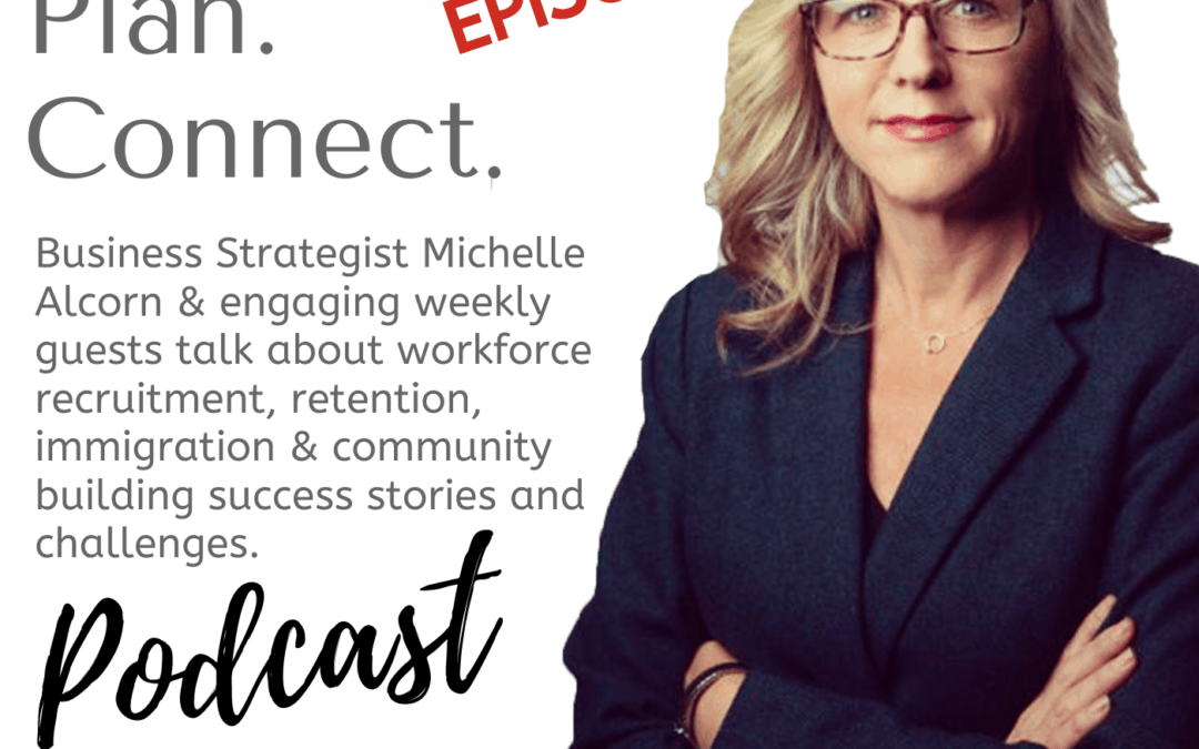 People. Plan. Engage. Podcast Episode 7 – Annick Robichaud-Butland